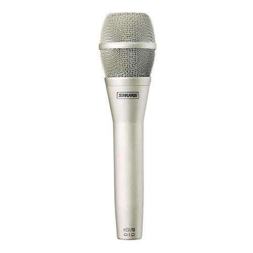 Shure KSM9/SL : Micro không dây cầm tay dành cho ca hát