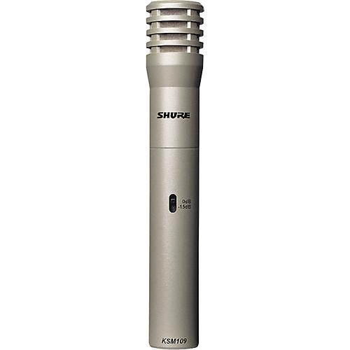 Shure KSM109 : Micro dành cho nhạc cụ