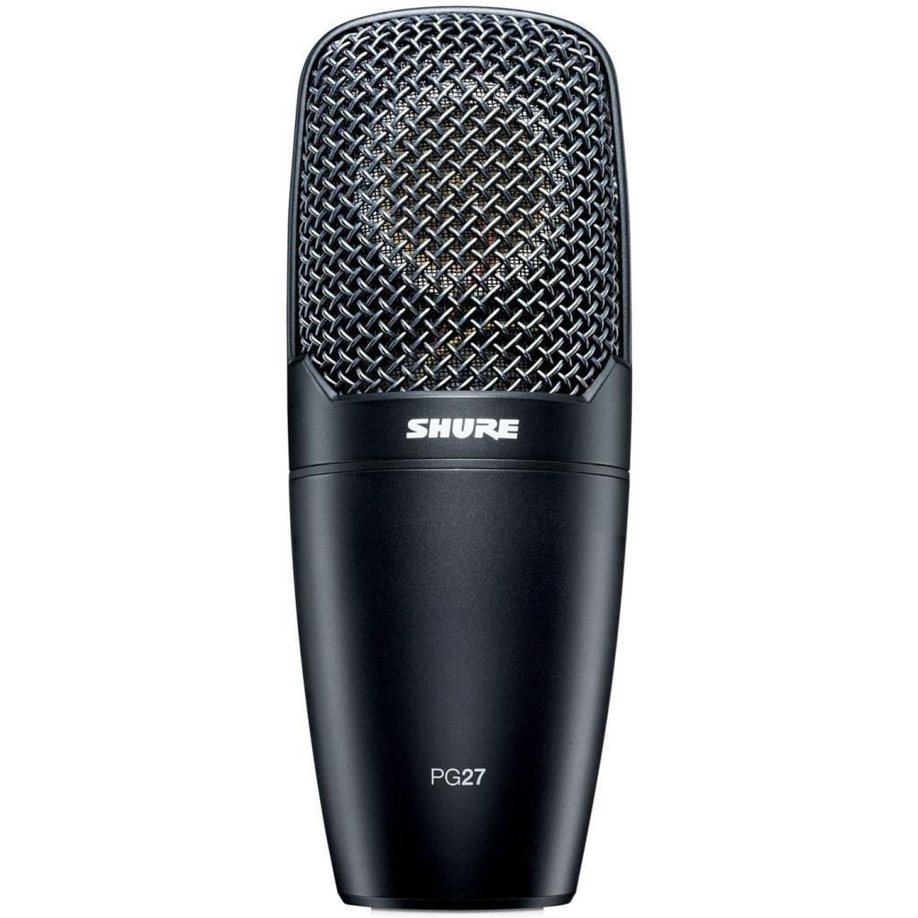 Shure PG27-LC : Micro dành cho thu âm và nhạc cụ