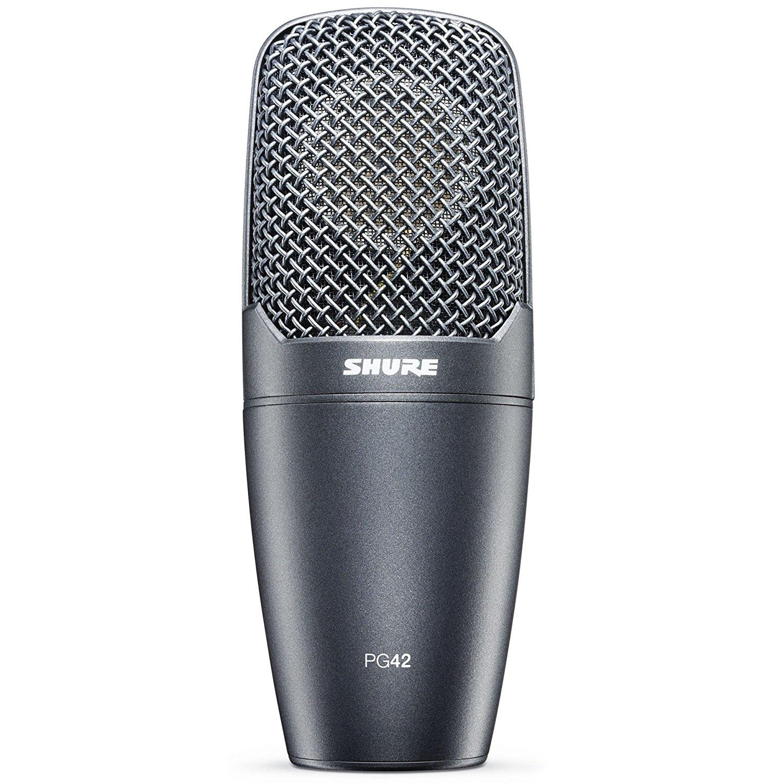 Shure PG42 : Micro dành cho thu âm và nhạc cụ