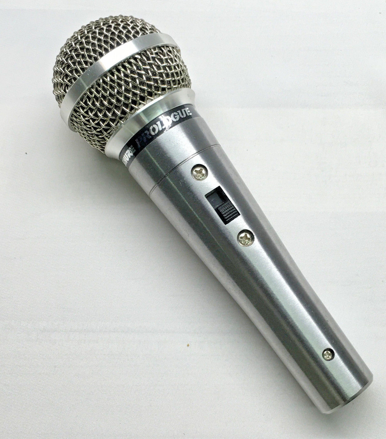 Shure 12L : Micro có dây