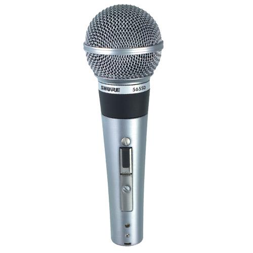 Shure 565SD : Micro dành cho ca hát