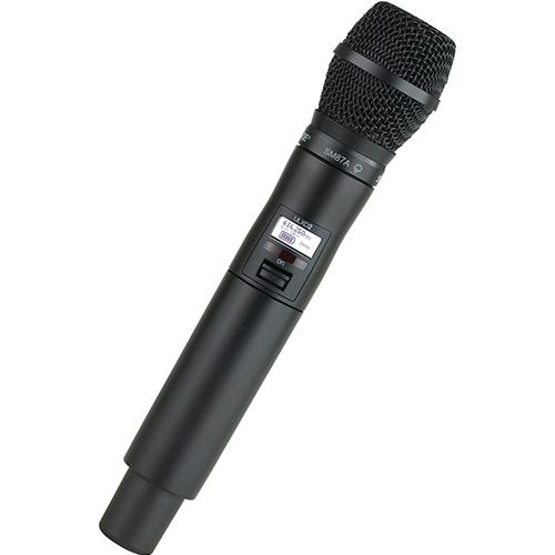 Shure ULXD2/SM87 : Bộ phát kèm micro không dây cầm tay