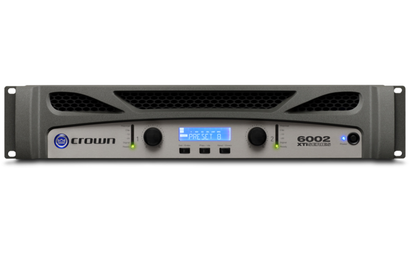 Crown XTi 6002 : Bộ khuếch đại công suất
