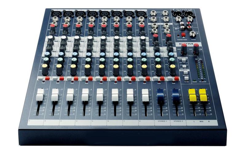 Soundcraft EPM8 : Bàn trộn Mixer
