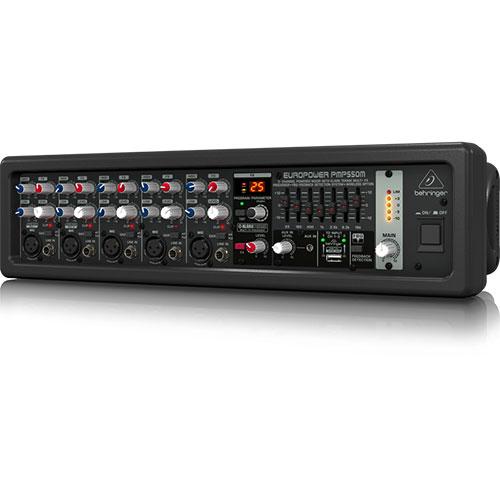 Mixer liền công suất Behringer PMP550M