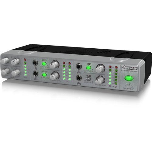 Headphone Amplifier BEHRINGER AMP800
