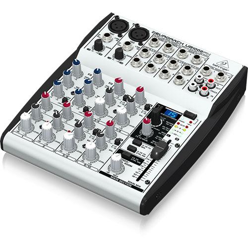 Mixer Behringer UB1002FX
