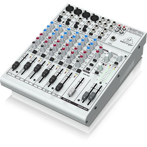 Mixer Behringer UB1204FX-PRO