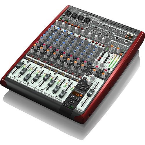 Mixer Behringer UFX1204