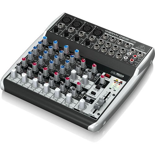 Mixer Behringer Q1202USB