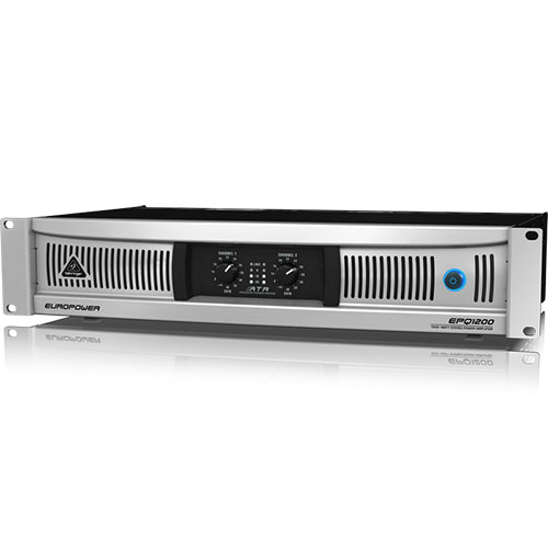 Power Amplifier BEHRINGER EUROPOWER EPQ1200