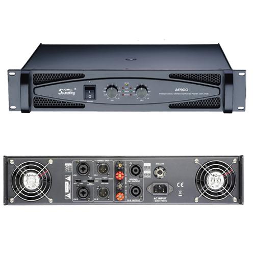 Cục đẩy công suất 1100Wx2 Soundking XT-2400