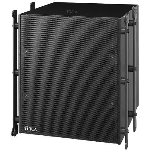 Loa line array TOA SR-C15B
