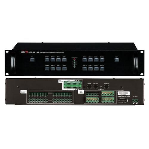 Bộ điều khiển phân vùng mở rộng Inter-M ECS-6216S