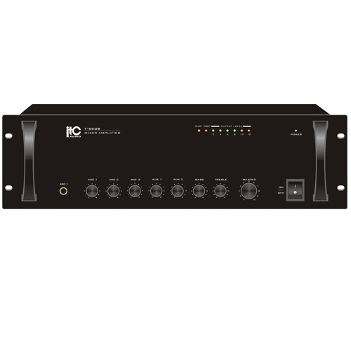 Ampli liền mixer ITC T-550B