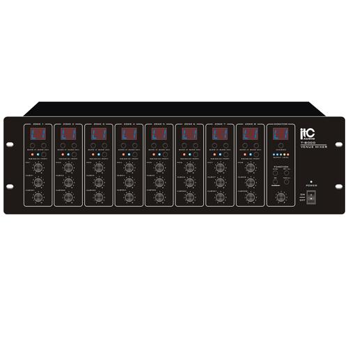Bộ phân vùng ITC T-8000