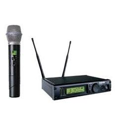 Micro Shure SLX24/BETA87A UHF Handheld Wireless