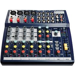 Mixer SOUNDCRAFT Notepad 124