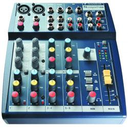 Mixer SOUNDCRAFT Notepad 102