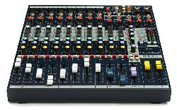 Soundcraft EFX8 : Bàn Mixer