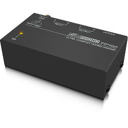 MICROPHONO Phono Preamplifiers BEHRINGER PP400