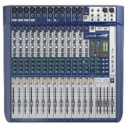 SOUNDCRAFT SIGNATURE16