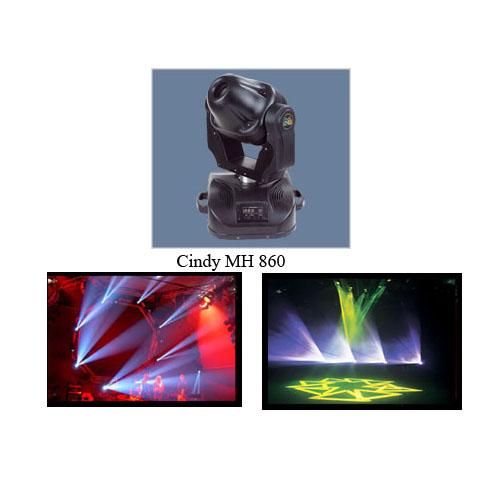 Mixer đèn DMX-512