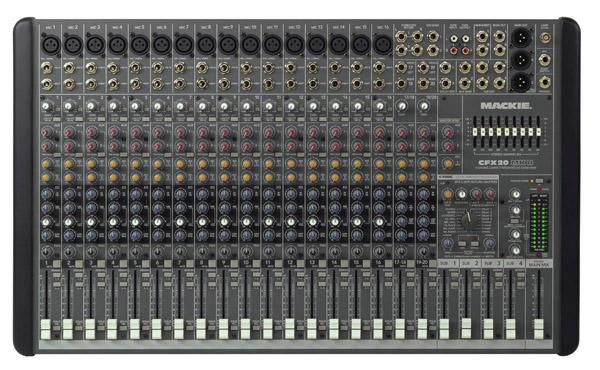 MACKIE CFX-20.MKII