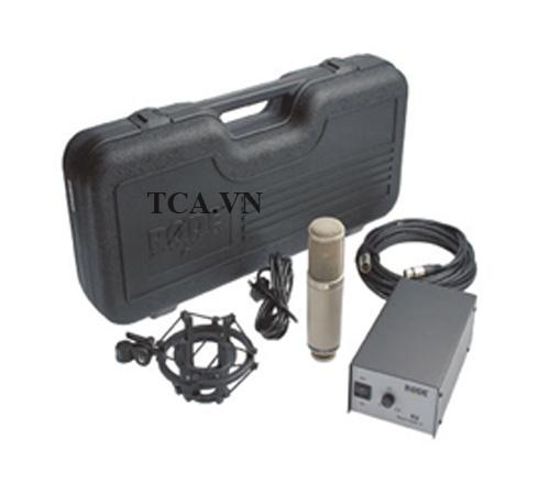 Microphone thu âm K2 - RODE