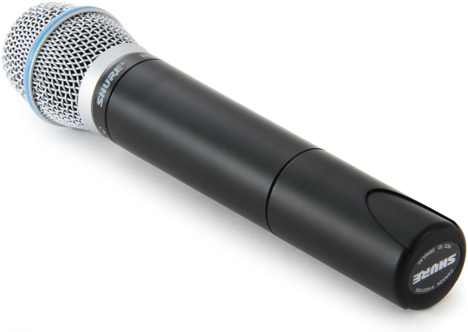 Shure ULX2/SM58 : Bộ phát micro không dây cầm tay