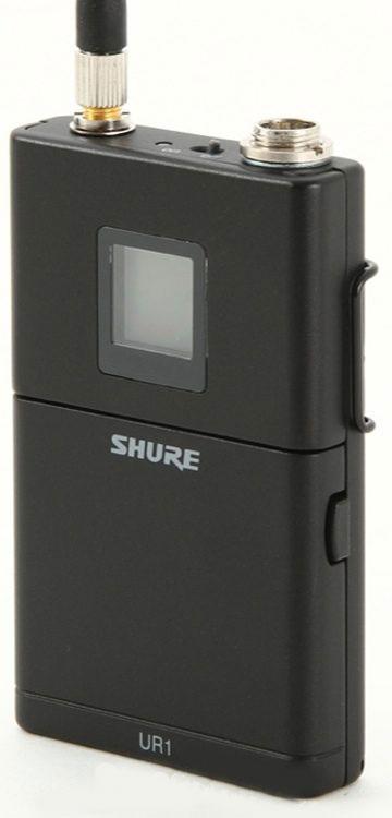 Shure UR1 : Bộ phát cài lưng