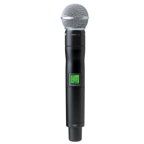 Shure UR2/SM58 : Bộ phát micro không dây cầm tay