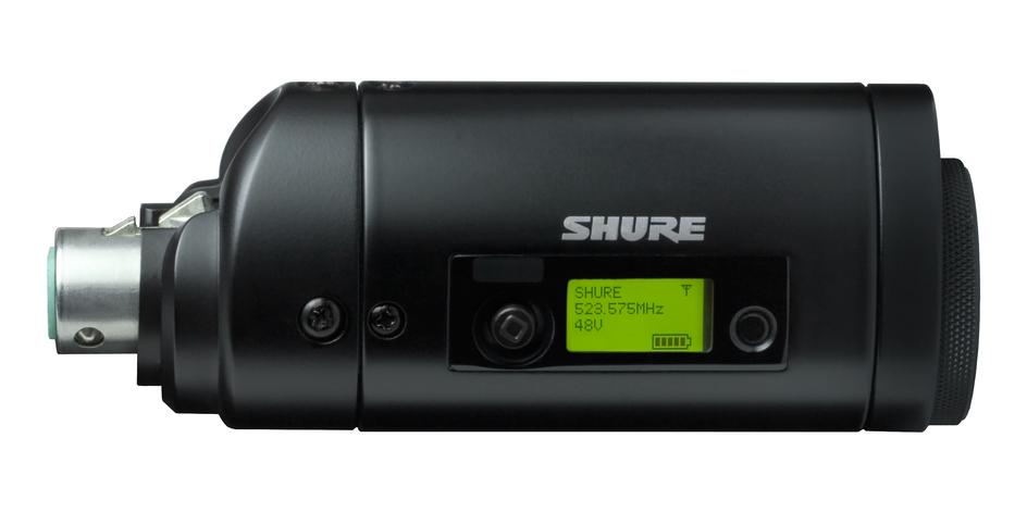 Shure UR3 : Bộ phát có jack cắm