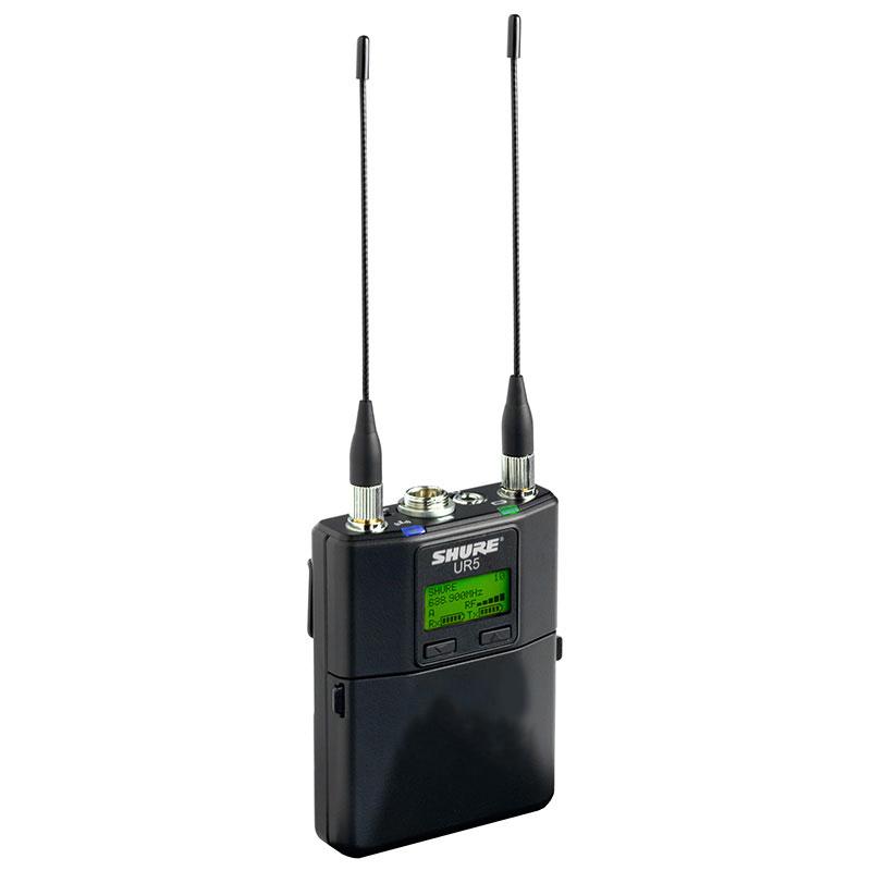 Shure UR5A : Bộ nhận không dây