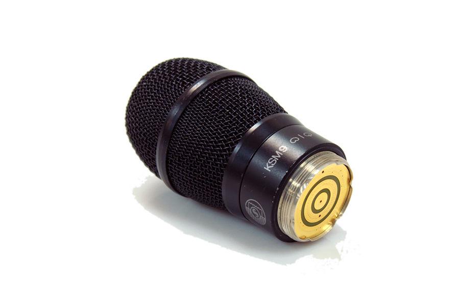 Shure QLXD24A/KSM9 : Bộ phát kèm micro không dây cầm tay