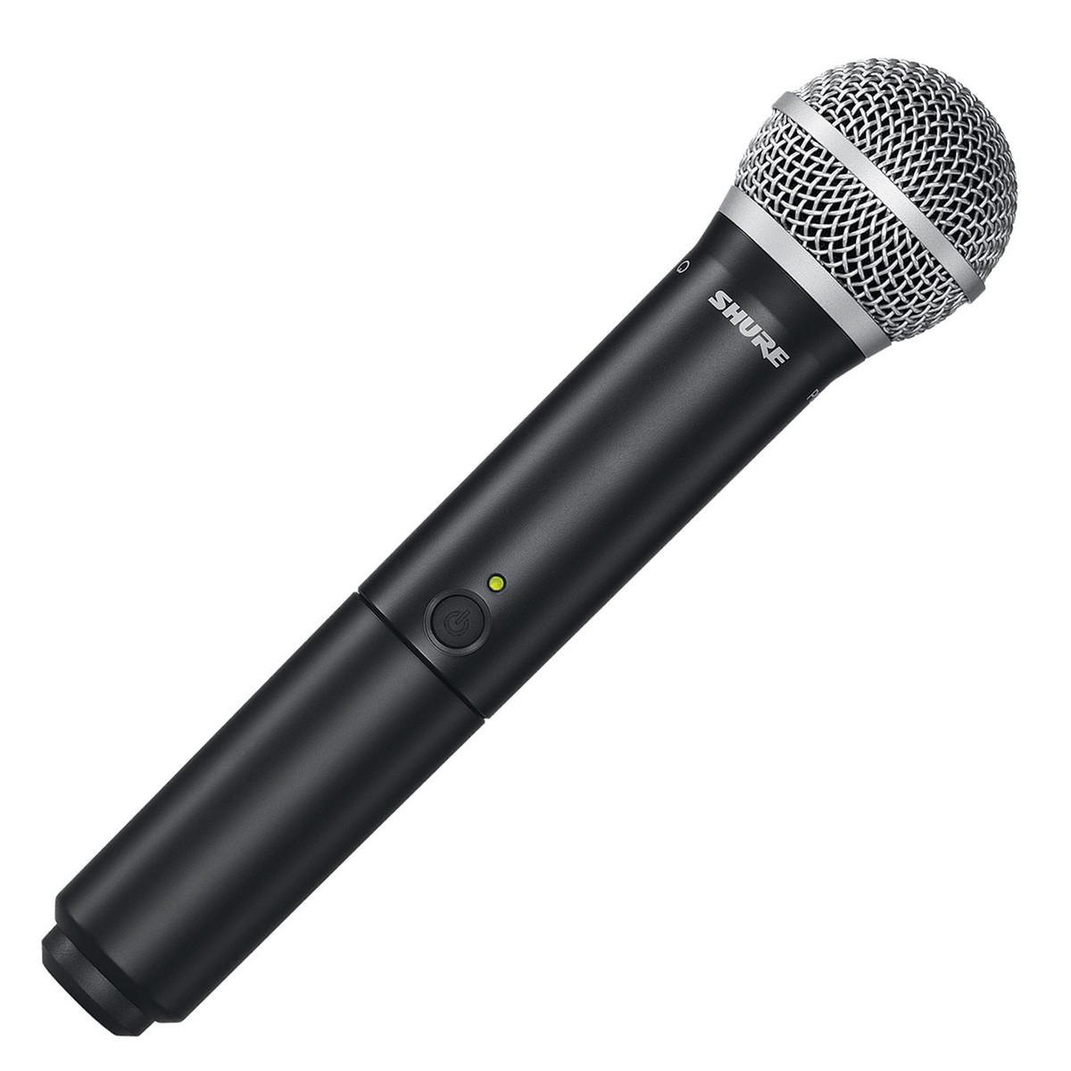 Shure BLX2/PG58 : Bộ phát micro không dây cầm tay