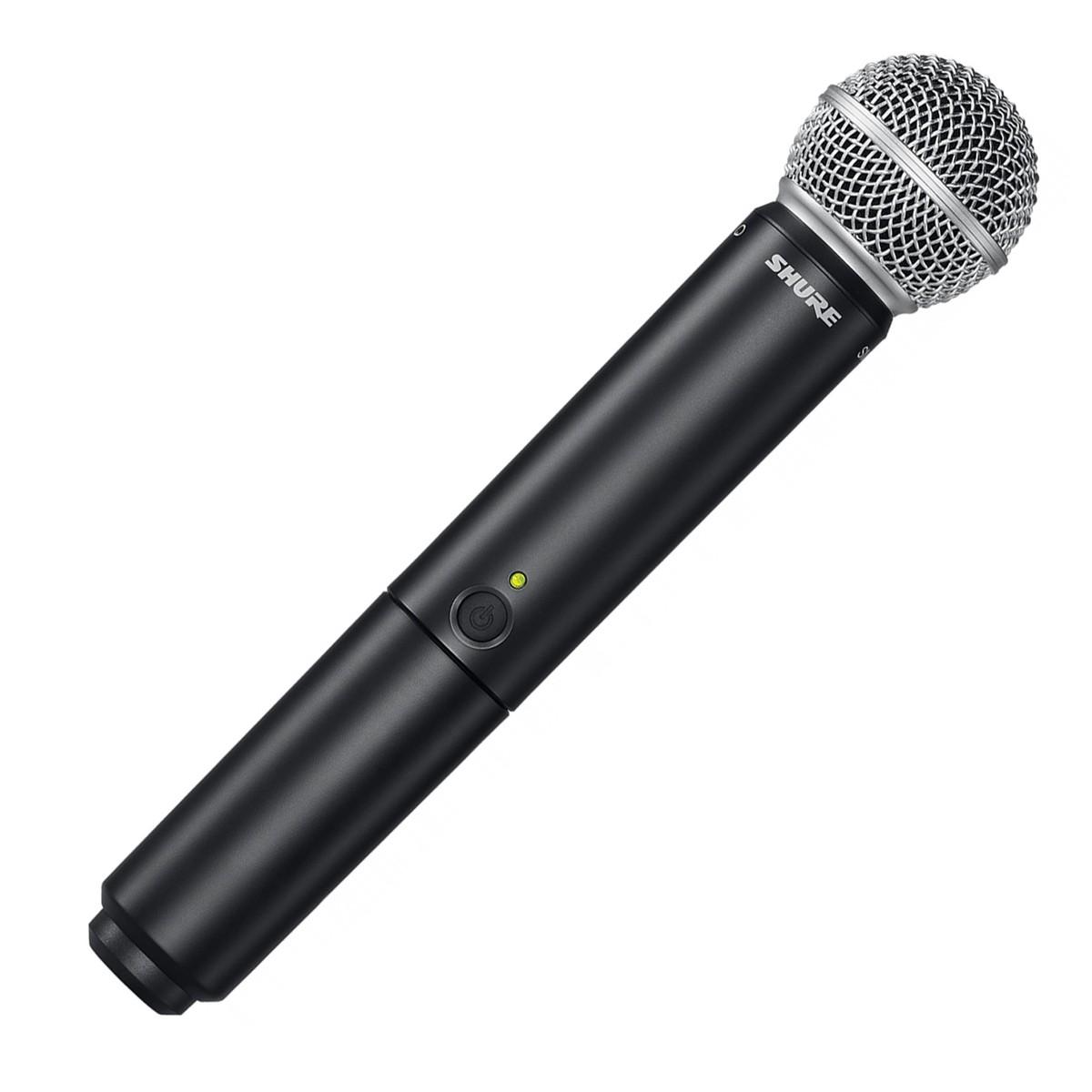 Shure BLX2/SM58 : Bộ phát micro không dây cầm tay