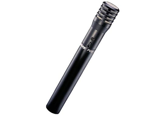 Shure PG81-XLR : Micro không dây dành cho nhạc cụ
