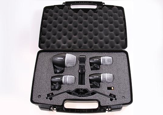 Shure PGDMK4 : Bộ 4 micro dành cho trống