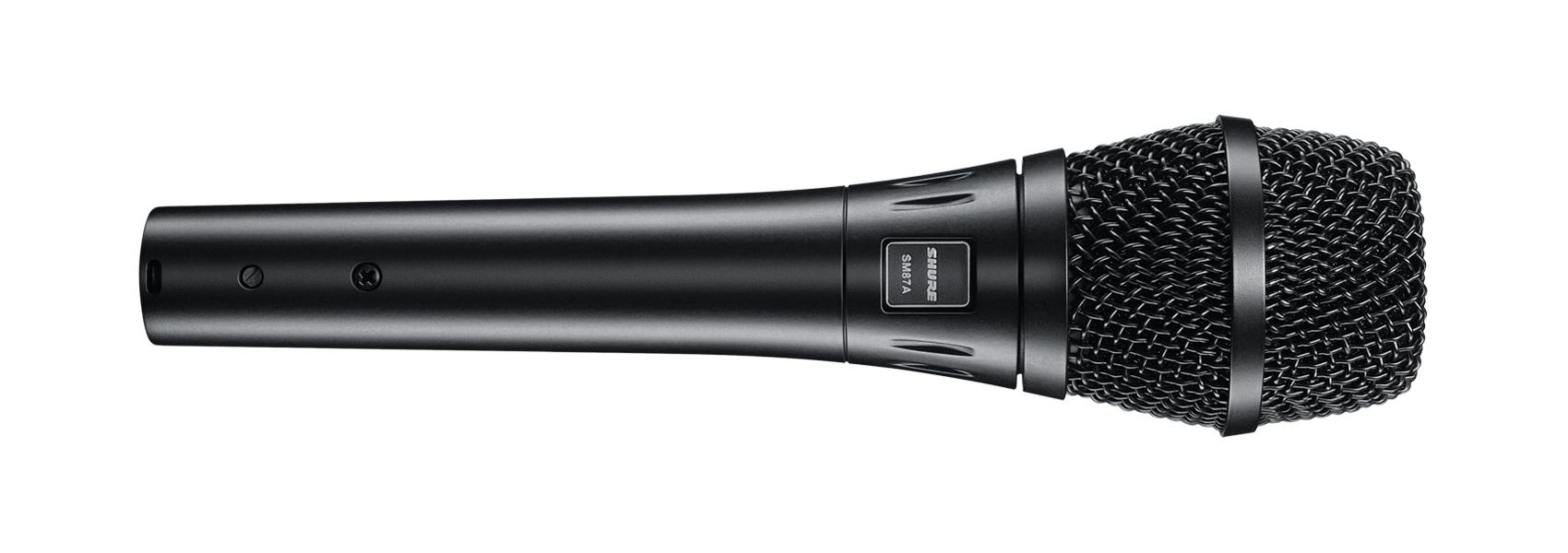 Shure SM87A : Micro dành cho ca hát