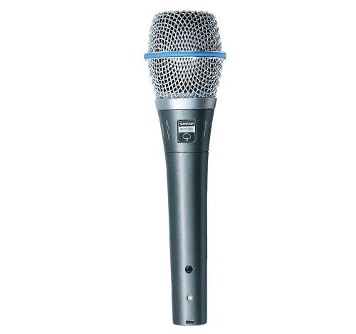 Shure Beta 87A : Micro dành cho ca hát