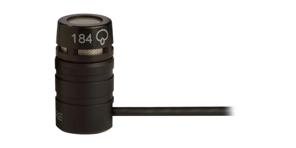 Shure WL184 : Đầu micro cài áo