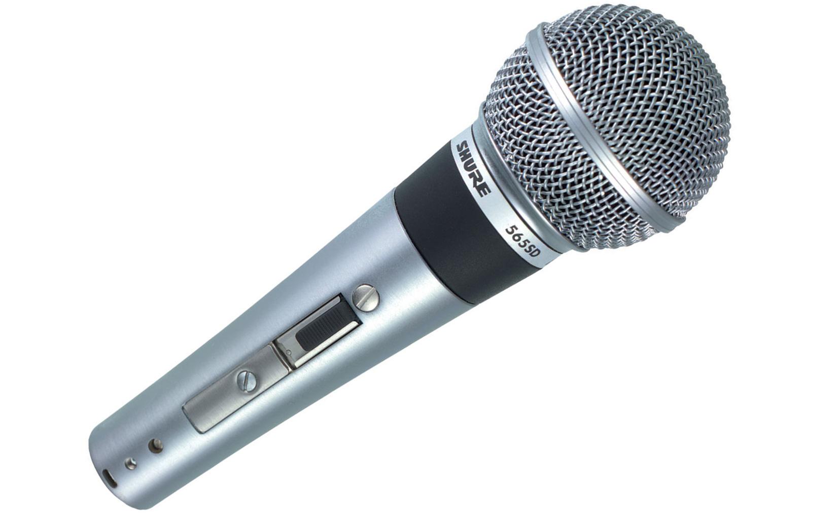Shure 565SD-LC : Micro cầm tay