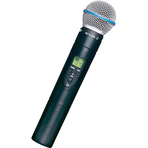 Shure ULX2/BETA58 : Bộ micro không dây cầm tay