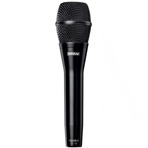 Shure KMS9HS : Micro dành cho ca hát