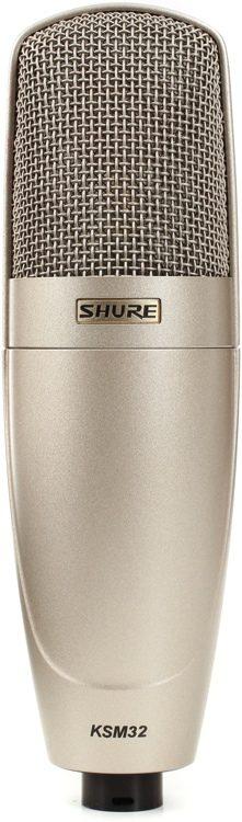 Shure KSM32 : Micro màng đơn dành cho ca hát