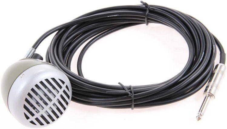 Shure 520DX : Micro dành cho Harmonica