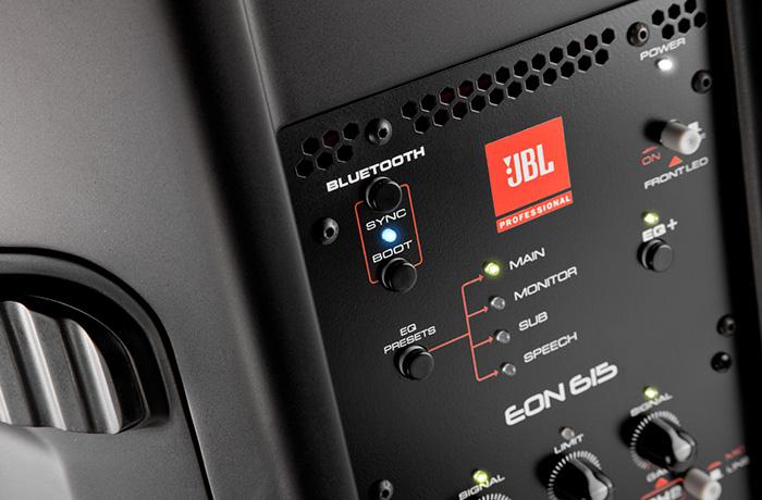 JBL EON615 : Loa di động