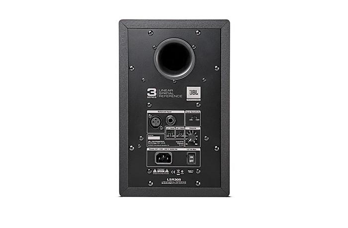 JBL LSR305 : Loa kiểm âm công suất